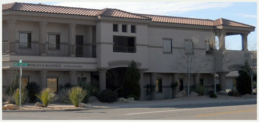 Morley  Mcconkie St George Utah Real Estate Appraisal